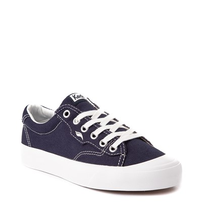 Alternate view of Womens Keds Crew Kick 75 Casual Shoe - Navy