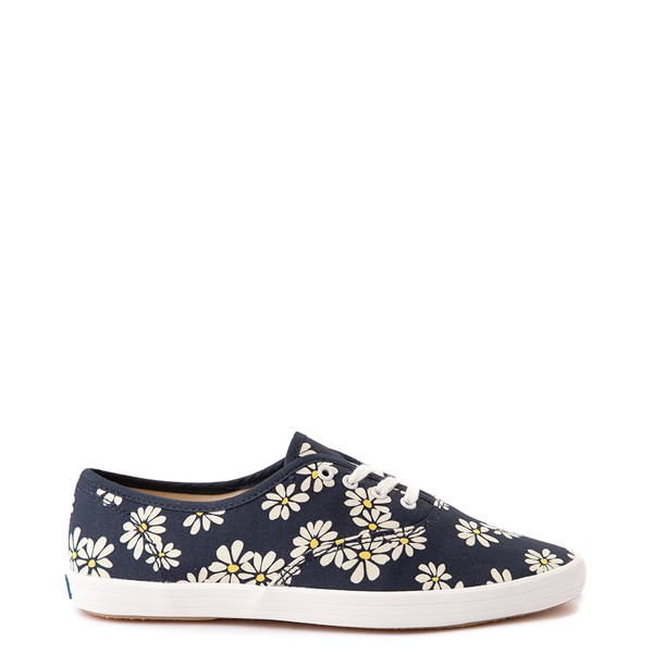 Main view of Womens Keds Champion Vintage Casual Shoe - Navy / Daisy