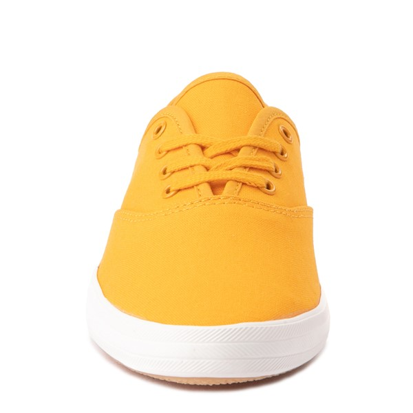 alternate view Womens Keds Champion Vintage Casual Shoe - YellowALT4