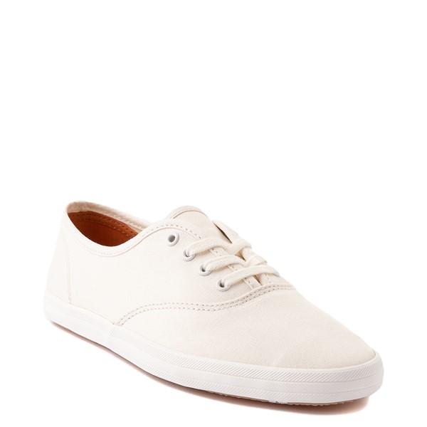 alternate view Womens Keds Champion Vintage Casual Shoe - WhiteALT1