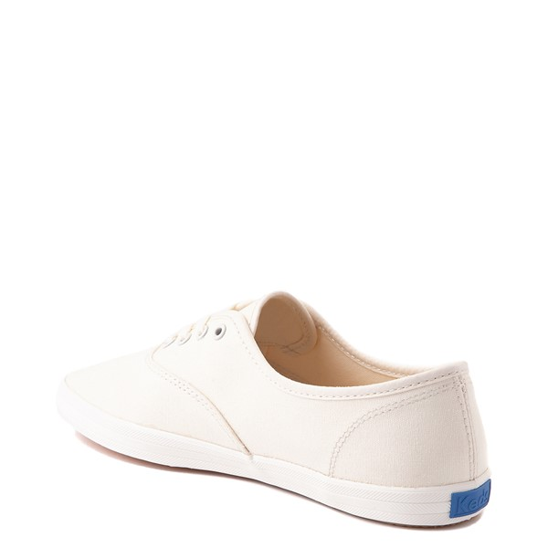 alternate view Womens Keds Champion Vintage Casual Shoe - WhiteALT2