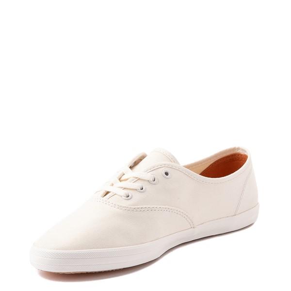alternate view Womens Keds Champion Vintage Casual Shoe - WhiteALT3-3