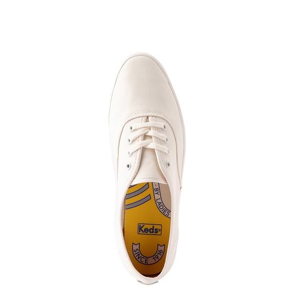 alternate view Womens Keds Champion Vintage Casual Shoe - WhiteALT4B