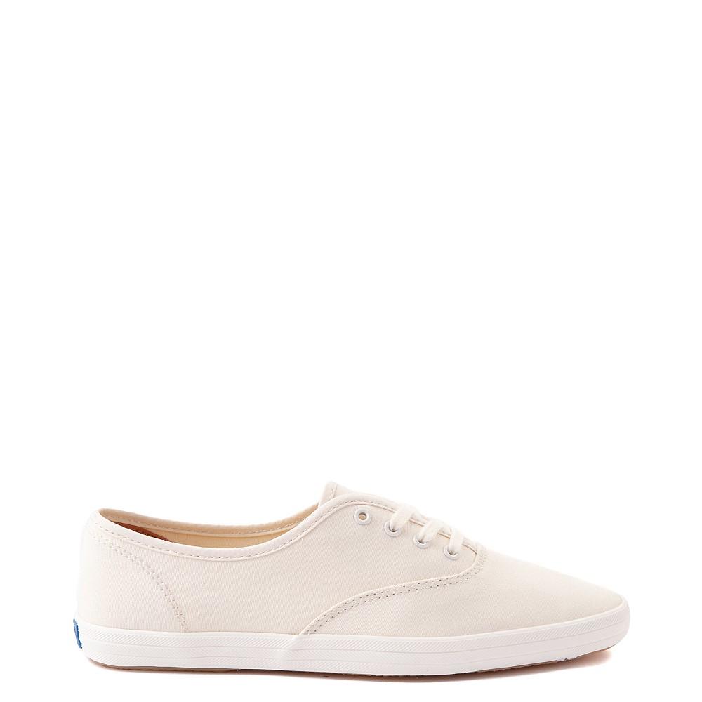 Womens Keds Champion Vintage Casual Shoe - White