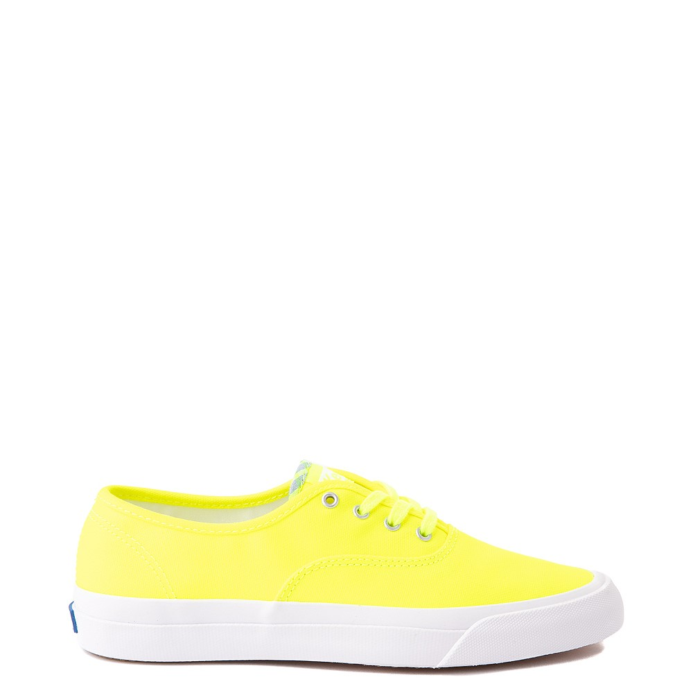Womens Keds Surfer Casual Shoe - Neon Yellow