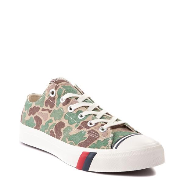 alternate view Mens PRO-Keds Royal Lo Sneaker - CamoALT1