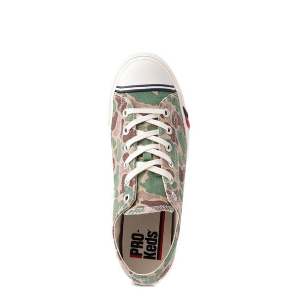alternate view Mens PRO-Keds Royal Lo Sneaker - CamoALT4B