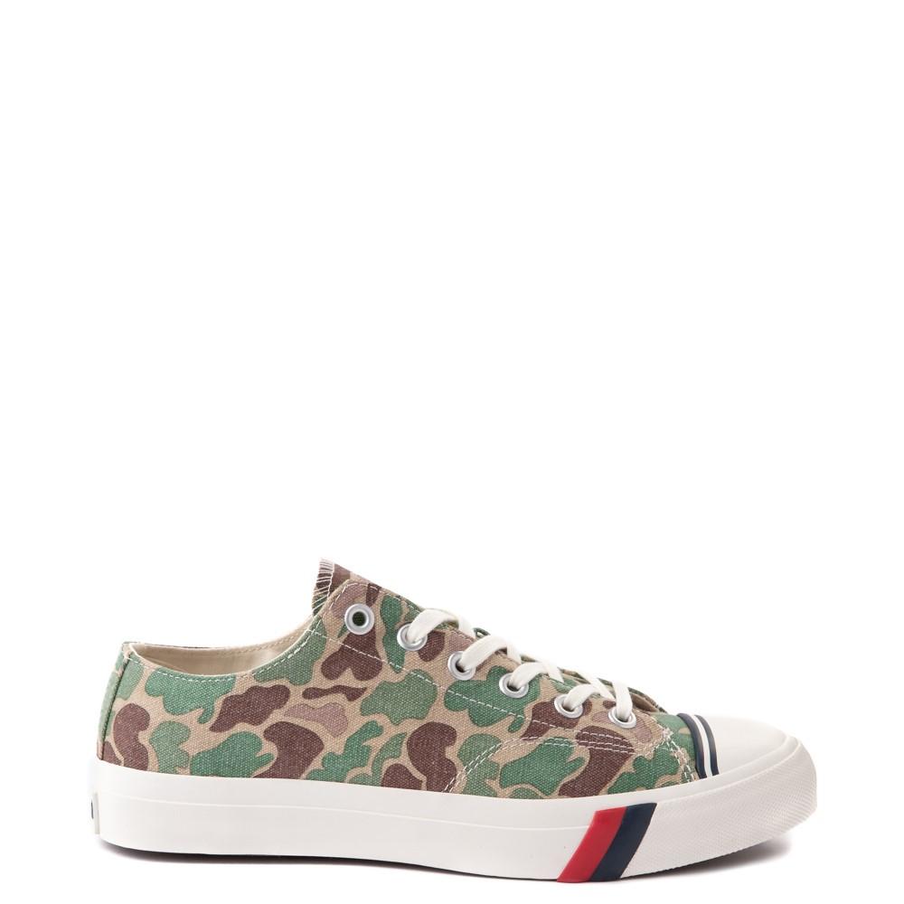 Mens PRO-Keds Royal Lo Sneaker - Camo