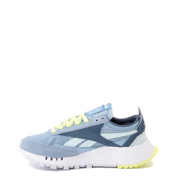alternate view Womens Reebok Classic Legacy Athletic Shoe - Chalk BlueALT1