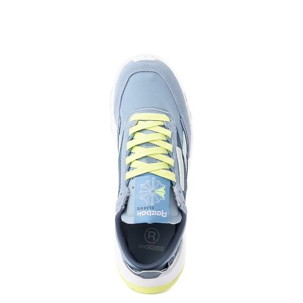 alternate view Womens Reebok Classic Legacy Athletic Shoe - Chalk BlueALT2
