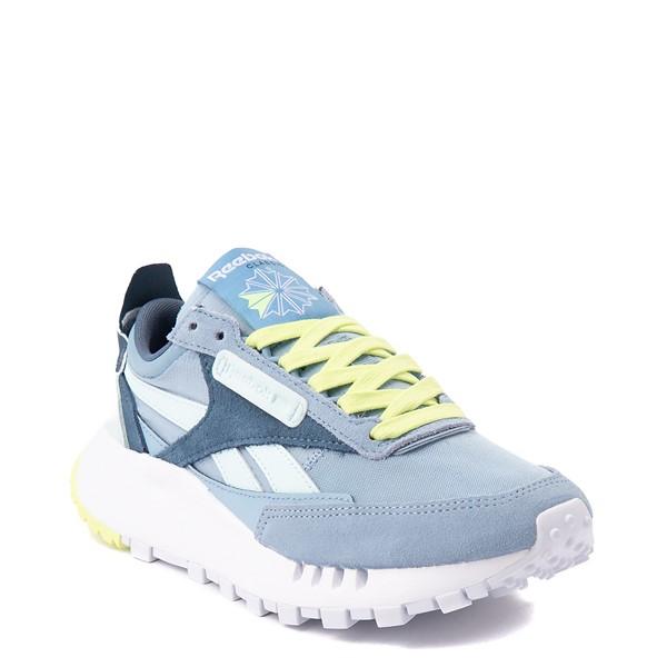 alternate view Womens Reebok Classic Legacy Athletic Shoe - Chalk BlueALT5