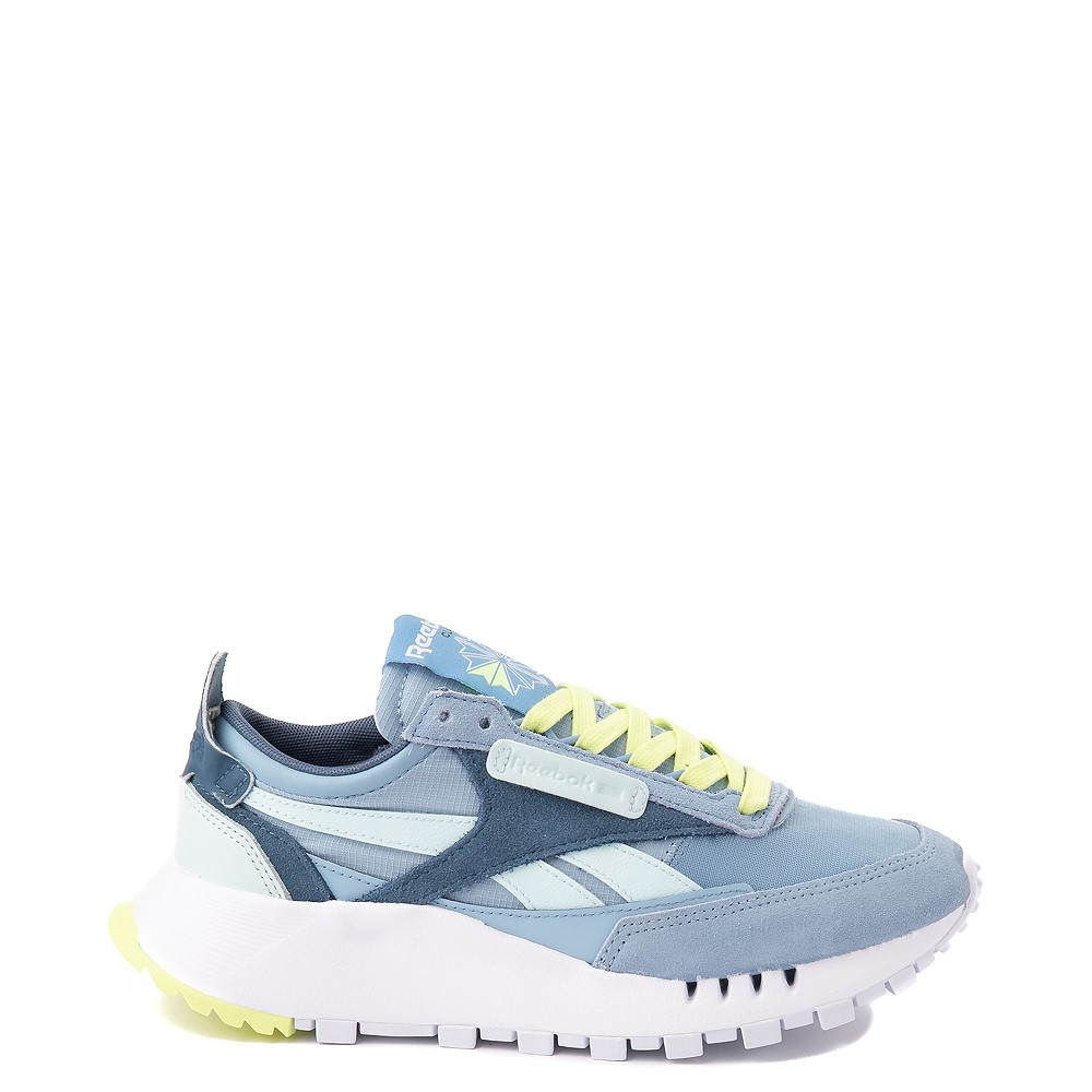 Womens Reebok Classic Legacy Athletic Shoe - Chalk Blue