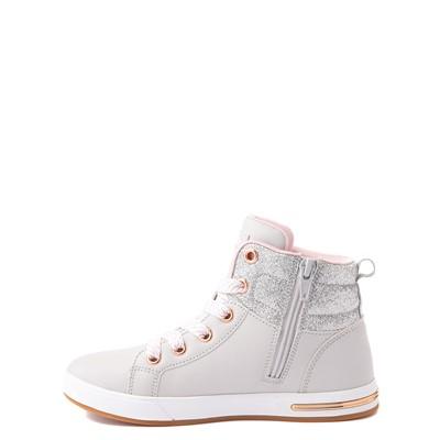 Alternate view of Skechers Shoutouts Gem Seeker Sneaker - Little Kid - Gray