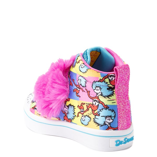 alternate view Skechers x Dr. Seuss Twi-Lites Playful Things Sneaker - Toddler /Little Kid - MulticolorALT1B