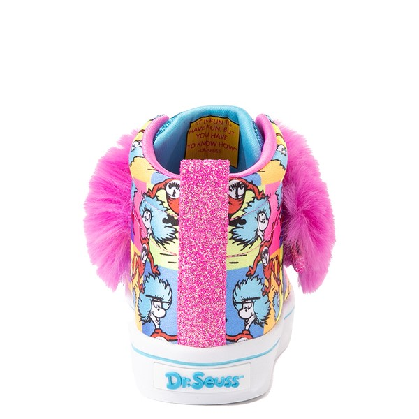alternate view Skechers x Dr. Seuss Twi-Lites Playful Things Sneaker - Toddler /Little Kid - MulticolorALT4