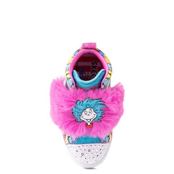 alternate view Skechers x Dr. Seuss Twi-Lites Playful Things Sneaker - Toddler /Little Kid - MulticolorALT4B