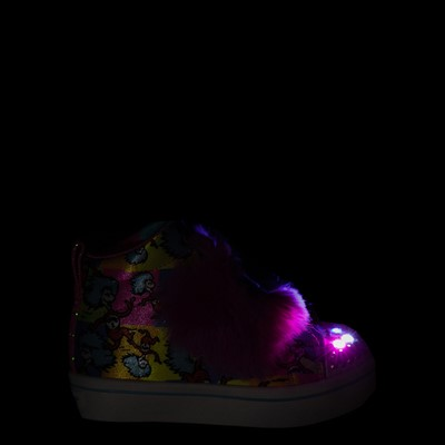 Alternate view of Skechers x Dr. Seuss Twi-Lites Playful Things Sneaker - Toddler /Little Kid - Multicolor