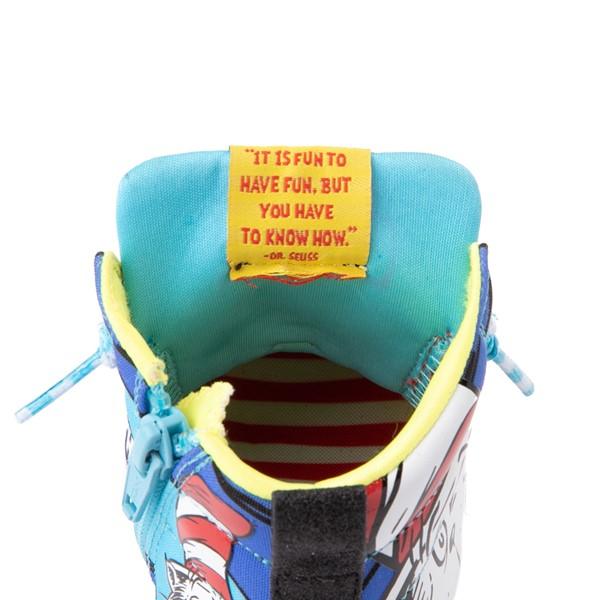 alternate view Skechers x Dr. Seuss Twi-Lites Having Fun Sneaker - Toddler - BlueALT2C