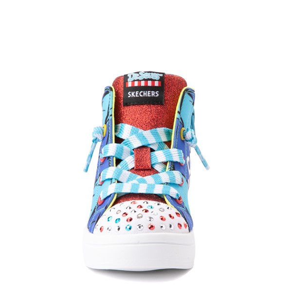 alternate view Skechers x Dr. Seuss Twi-Lites Having Fun Sneaker - Toddler - BlueALT4