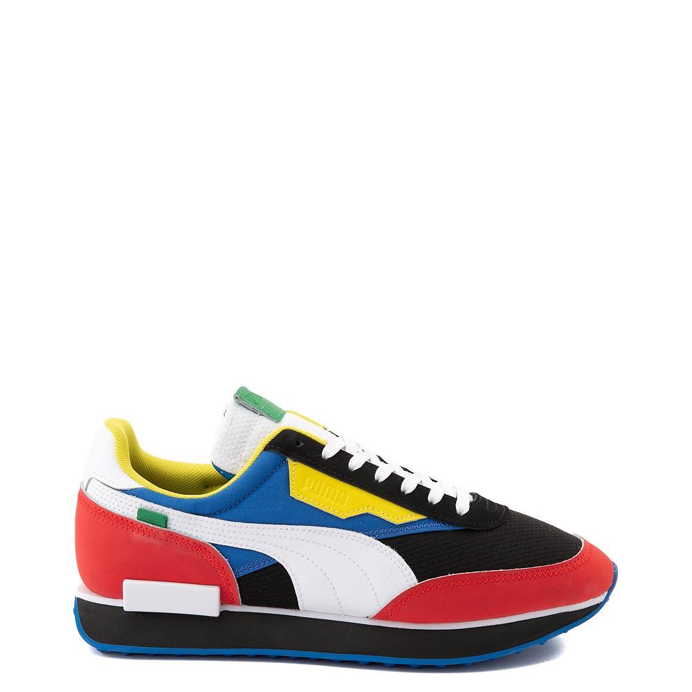 Mens Puma Future Rider Athletic Shoe - Colorize Multicolor