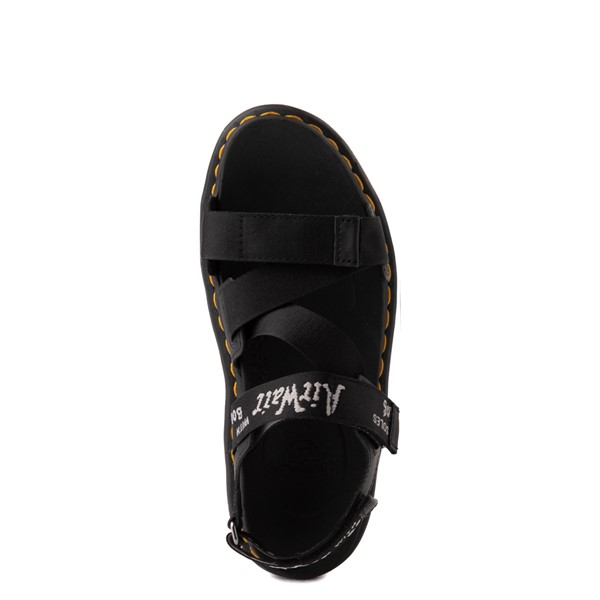 alternate view Womens Dr. Martens Kimber Platform Sandal - BlackALT2
