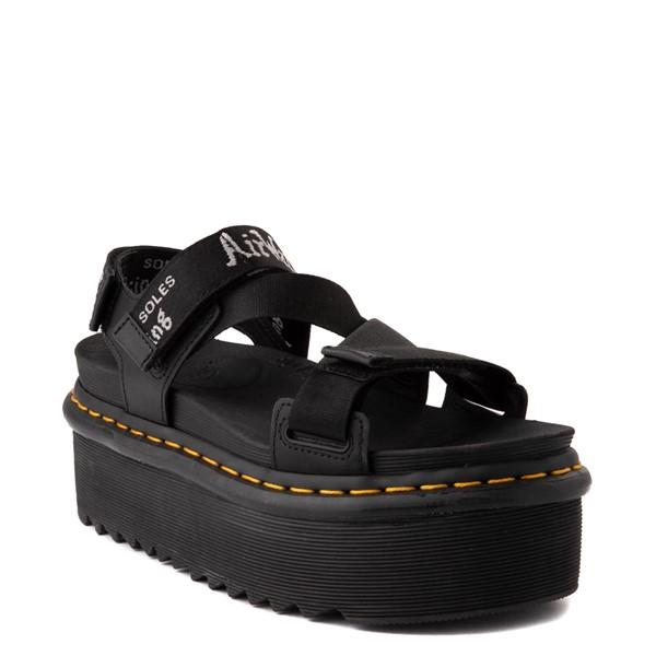 alternate view Womens Dr. Martens Kimber Platform Sandal - BlackALT5