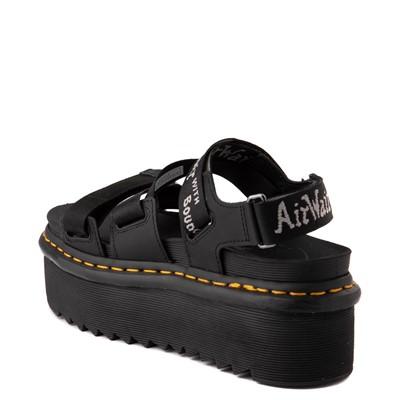 Alternate view of Womens Dr. Martens Kimber Platform Sandal - Black