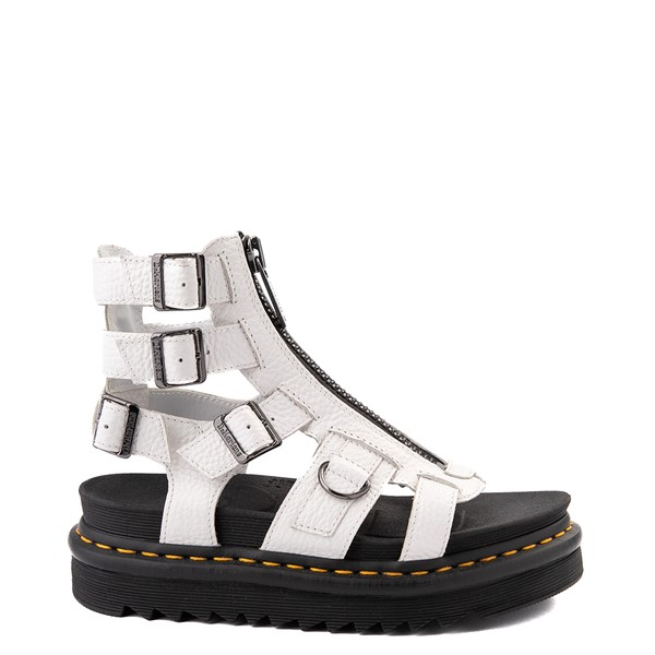 Main view of Womens Dr. Martens Olson Gladiator Sandal - White