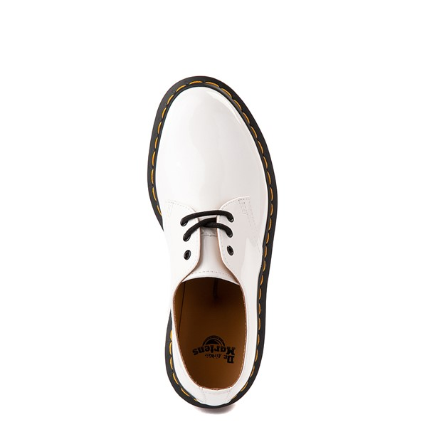 alternate view Womens Dr. Martens 1461 Casual Shoe - WhiteALT2