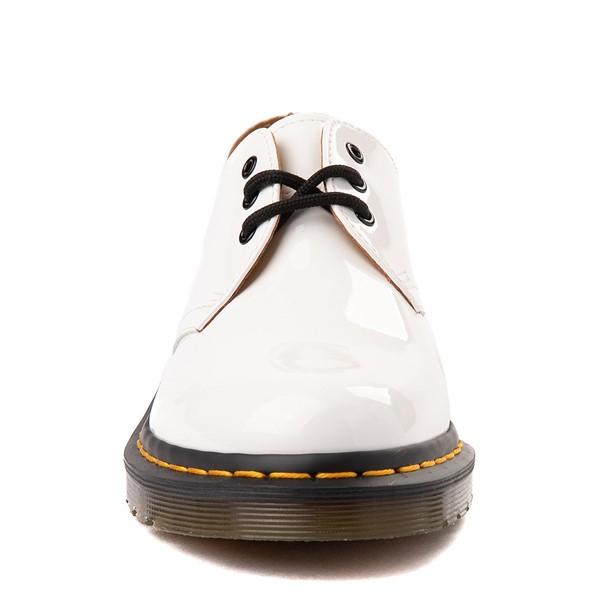 alternate view Womens Dr. Martens 1461 Casual Shoe - WhiteALT4