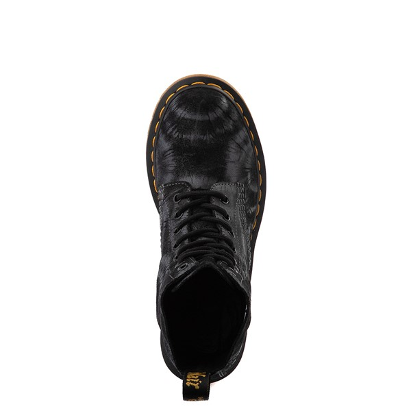 alternate view Womens Dr. Martens 1460 Pascal 8-Eye Boot - Black Tie DyeALT4B