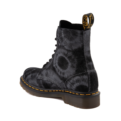 Alternate view of Womens Dr. Martens 1460 Pascal 8-Eye Boot - Black Tie Dye