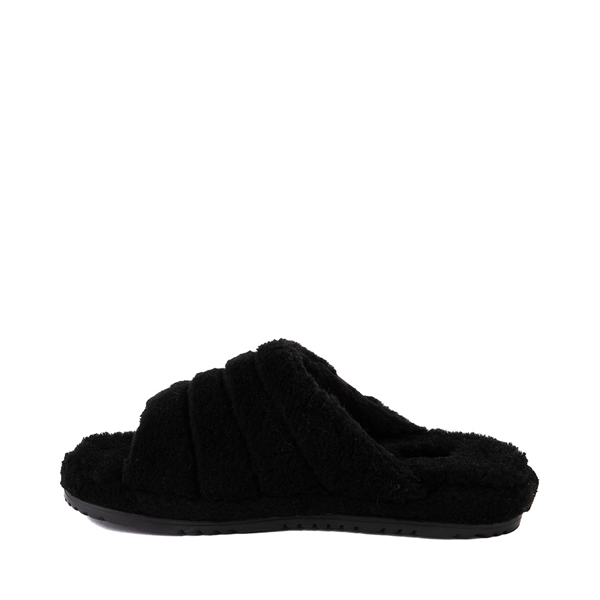 alternate view UGG® Fluff You Slide Sandal - BlackALT1