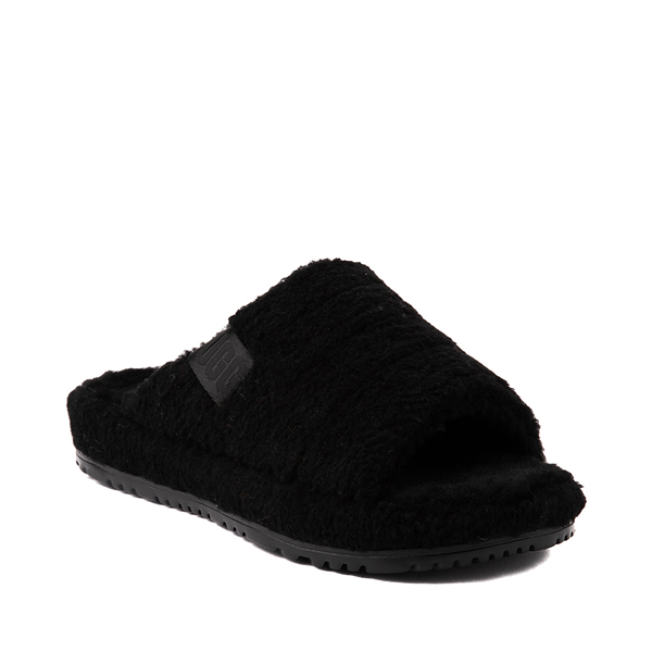 alternate view UGG® Fluff You Slide Sandal - BlackALT5
