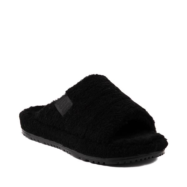 alternate view UGG® Fluff You Slide Sandal - BlackALT5