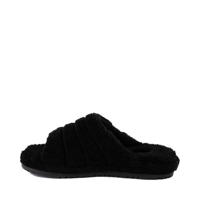 Alternate view of UGG® Fluff You Slide Sandal - Black