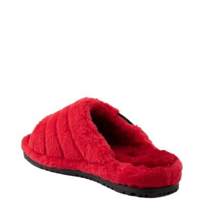 Alternate view of UGG® Fluff You Slide Sandal - Samba Red