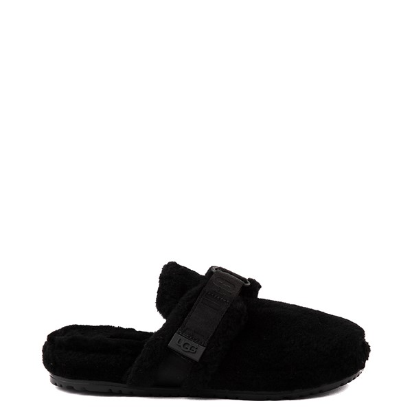 Main view of UGG® Fluff It Clog - Black