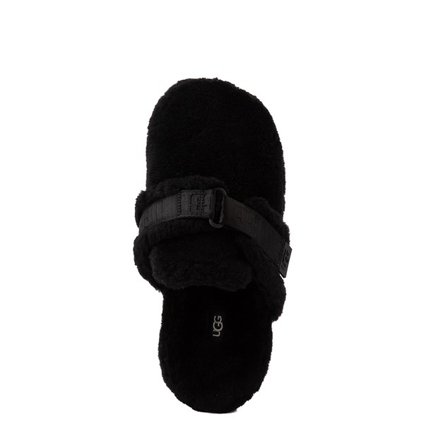 alternate view UGG® Fluff It Clog - BlackALT4B