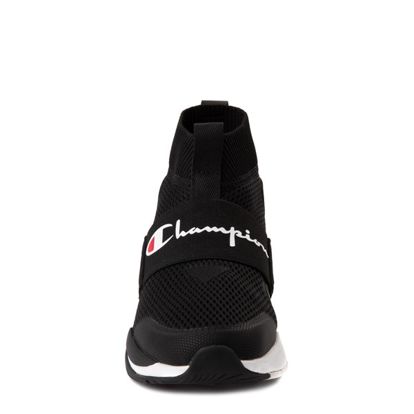 alternate view Champion XG Pro Athletic Shoe - Big Kid - BlackALT4
