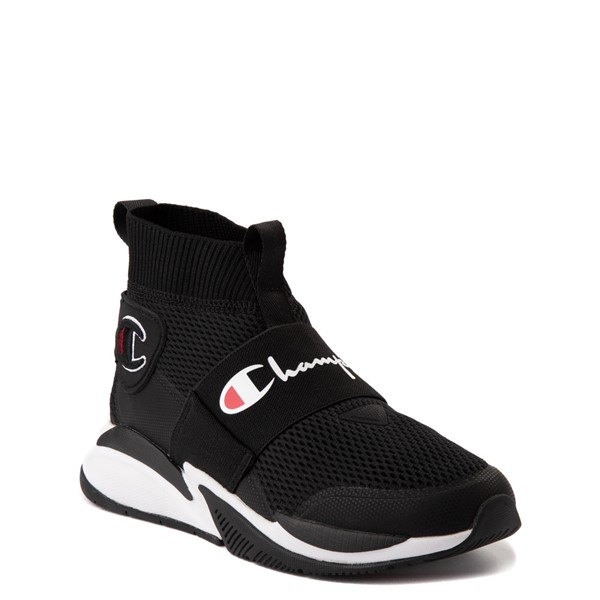 alternate view Champion XG Pro Athletic Shoe - Big Kid - BlackALT5