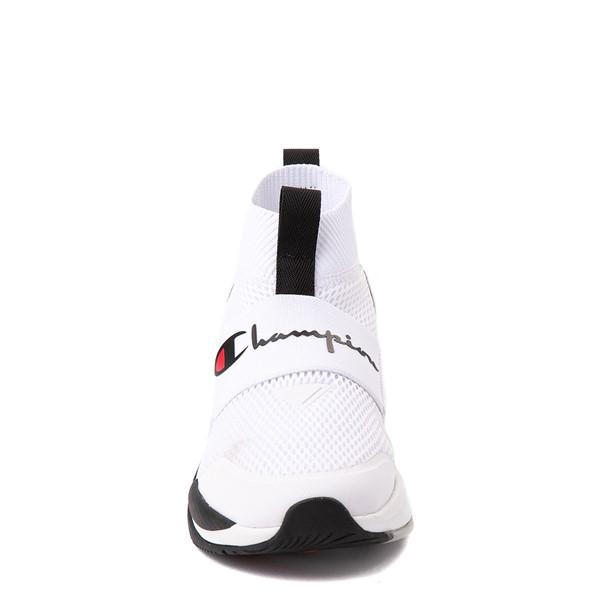 alternate view Champion XG Pro Athletic Shoe - Big Kid - WhiteALT4