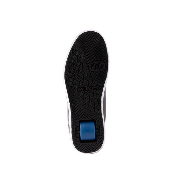 alternate view Heelys Pro 20 Skate Shoe - Little Kid / Big Kid - Gray / Royal BlueALT3