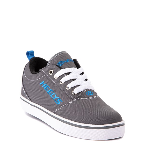 alternate view Heelys Pro 20 Skate Shoe - Little Kid / Big Kid - Gray / Royal BlueALT5