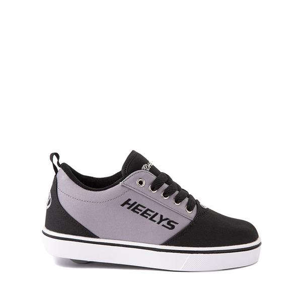 Main view of Heelys Pro 20 Skate Shoe - Little Kid / Big Kid - Black / Gray