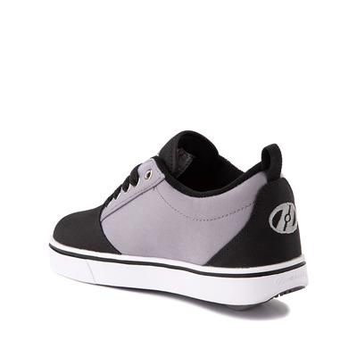 Alternate view of Heelys Pro 20 Skate Shoe - Little Kid / Big Kid - Black / Gray