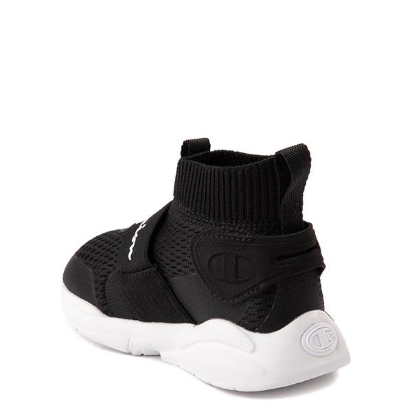 alternate view Champion XG Pro Athletic Shoe - Baby / Toddler - BlackALT1