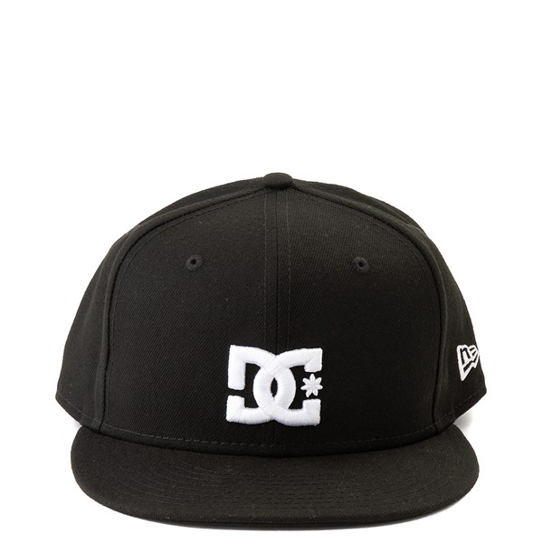Main view of DC Empire Fielder Snapback Hat - Black