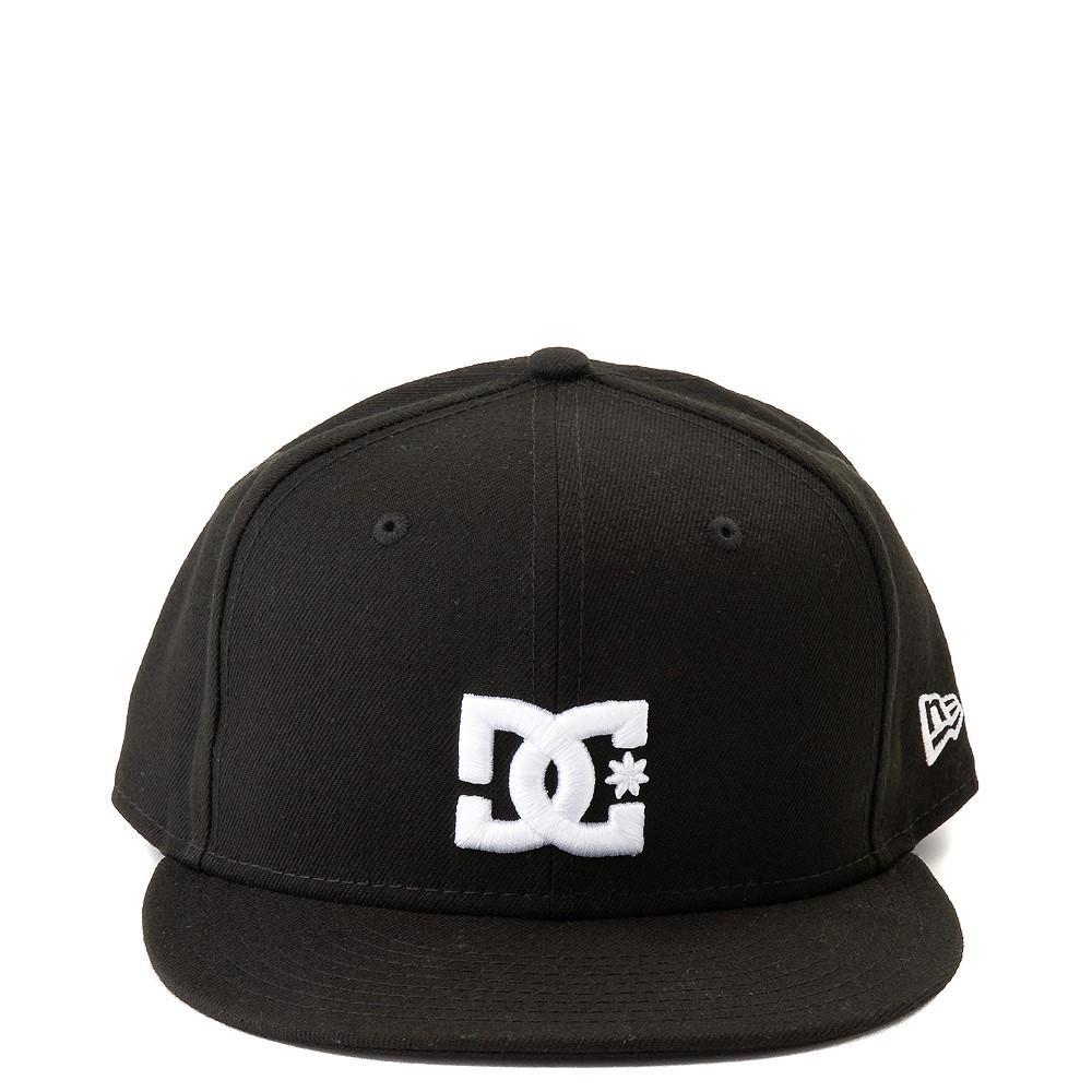 DC Empire Fielder Snapback Hat - Black