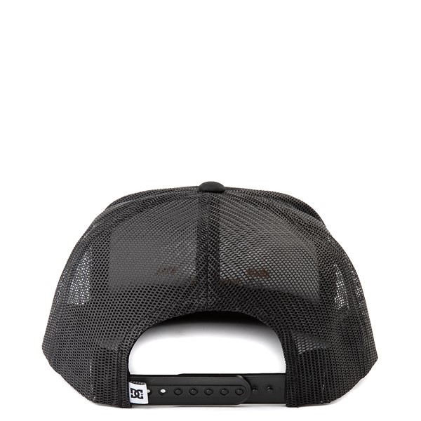 alternate view DC Outdoorsy Trucker Cap - BlackALT1